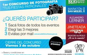 Fotografia tus Fiestas Patronales