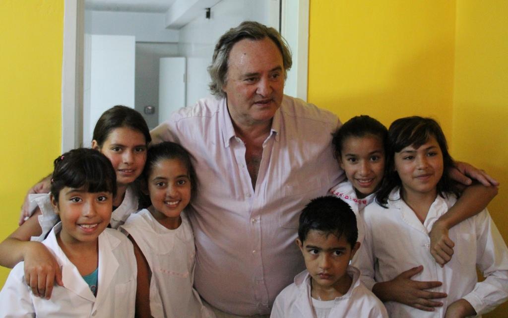 Con fondos municipales, se inauguraron más obras en una escuela provincial de San Miguel