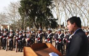 San Miguel le rindió homenaje a San Martín en un emotivo acto conmemorativo