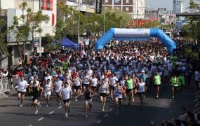 Llegan las Fiestas Patronales y empiezan con la tradicional maratón