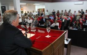 Quedó formalmente inaugurado el período de sesiones en el concejo deliberante de San Miguel