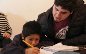 El Municipio lleva adelante un Programa de apoyo escolar clave para corregir las asimetrías del sistema educativo actual