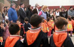 Las escuelas se preparan para cantarle a la Patria en el Bicentenario de la independencia