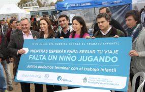 """La Gobernadora Vidal acompañó a Joaquín de la Torre en el Programa """"El Estado en tu Barrio"""""""