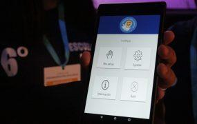 """San Miguel lanzó """"SeñApp"""", una aplicación sobre lengua de señas"""